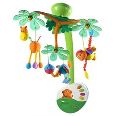 Tiny Love Mobile Sweet Island Dreams Toy Baby 0m Musical Music Infant Nursery