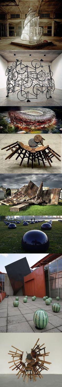Ai Weiwei.Follow this art _installations board if you like it guys. +