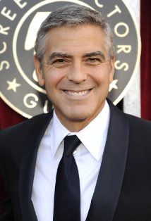 George Clooney. Stunning spermicidal specimen? Check. Magnificent actor? Check. Left Wing Looney Clooney? Overrides the former...