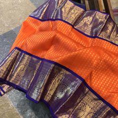 Indian Bridal Sarees, Bridal Silk Saree, Indian Silk Sarees, Organza Saree, Soft Silk Sarees, Designer Sarees Wedding, Wedding Saree Blouse Designs, Pattu Saree Blouse Designs, Wedding Sarees