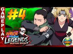 Naruto Shippuden Legends Akatsuki Rising #4 PSP Walkthrough