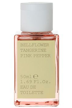 0cc5e407cf94 Bellflower Tangerine Pink Pepper by Korres is a Floral Woody Musk fragrance  for women. This