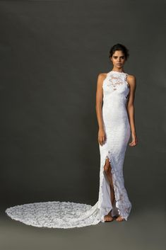 Our completely sexy and chic Alexandra dress. Grace Loves Lace Untamed Romance collection.