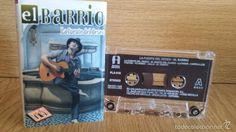 EL BARRIO. LA FUENTE DEL DESEO. MC / FLAMENCO ABIERTO - 2000 / CALIDAD LUJO.