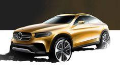 Rumeur sur le premier SUV électrique de Mercedes pour le Mondial de Paris 2016