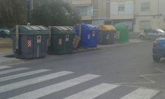 importancia del reciclado, color de los contenedores y su uso y concienciar para que reciclen
