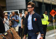 Street Style: Brad Goreski in New York City