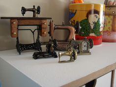 Minha coleção de miniaturas Dani Terra