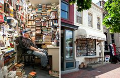 """Technology Of Books Has Changed, But Bookstores Are Hanging In There 