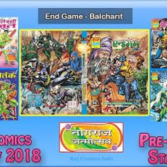 29 Best Raj Comics Info images in 2019 | Comics story