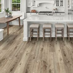 Vinyl Wood Flooring, Luxury Vinyl Flooring, Luxury Vinyl Plank, Wood Vinyl, Waterproof Vinyl Plank Flooring, Light Wood Flooring, Laminate Plank Flooring, Rustic Hardwood Floors, Vinyl Wood Planks