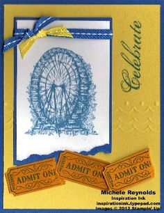 Carnival Celebration by Michelerey - Cards and Paper Crafts at Splitcoaststampers