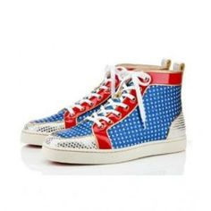 Men Christian Louboutin Superball Multicolor by ailearrobinsony