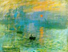 Claude monet Not knowing the artist, as a teenager I did a study of this painting. Ohhh, how I loved it. It had a feeling being Japanese. I had no idea the degree to which the artist, Monet, was influenced by Japanese art.