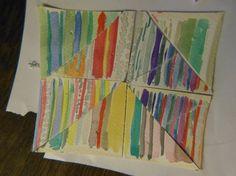 travis meinolf, action weaver - watercolor sketch