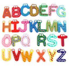 blue alphabet letters - Google Search