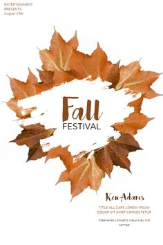 53 best fall autumn flyers images on pinterest end of summer