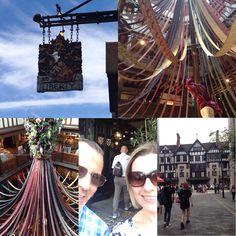 One of my favourite places #libertylondon - thanks to @rlwdesigns! #myliberty