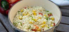 couscous primaveril