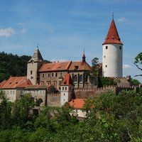Visit Krivoklat castle and glasswork and enjoy three course tasting lunch. Book now on our website !