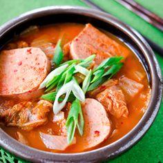 Kimchi Jjigae 2, the easiest Korean stew you can make