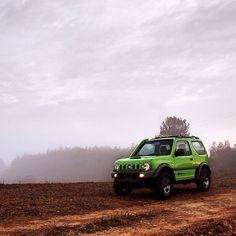 Suzuki Jimny Brasil - Loucos por Jimny