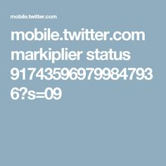 mobile.twitter.com markiplier status 917435969799847936?s=09