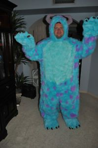 da2e056df9 Sully Adult Halloween Costume   Monsters University Mike Classic ...
