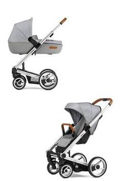 Mutsy Igo Urban Nomad Stroller + Carry Cot Bundle- Off White