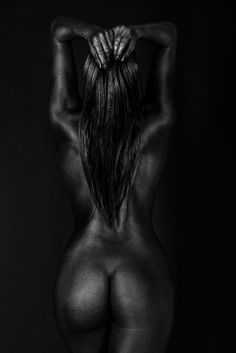 Фотограф Анастасия Разова #photo #silver #dark #body
