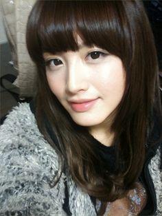 New Korean Hair Style 2013: Korean singer Jae Kyung Kim
