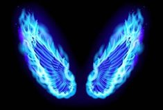 """Buy the royalty-free Stock image """"Blue fire wings"""" online ✓ All image rights included ✓ High resolution picture for print, web & Social Media Blue Flame Tattoo, Flame Tattoos, Dope Tattoos, Best Photo Background, Love Background Images, Lucifer Wings, Projector Photography, Wings Wallpaper, Blue Aesthetic Pastel"""