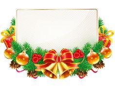 Ramki na świąteczne kartki, życzenia, tagi...