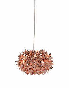 lamps living room lighting ideas dunkleblaues. Kartell Bloom S2 Copper Lamps Living Room Lighting Ideas Dunkleblaues S