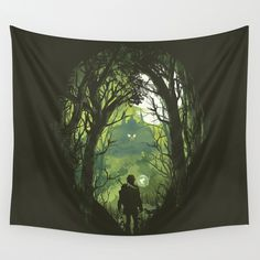 Buy It's dangerous to go alone by dan elijah g. fajardo as a high quality Wall Tapestry. Worldwide shipping available at Society6.com. Just one of millions of products available.