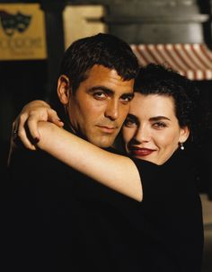 george clooney & julianna margulies