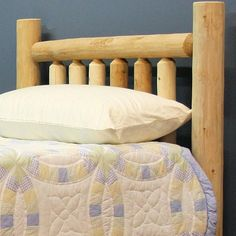 Found it at Wayfair - Wood Headboard