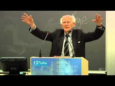 Zygmunt Bauman: Liquid Modernity revisited - YouTube