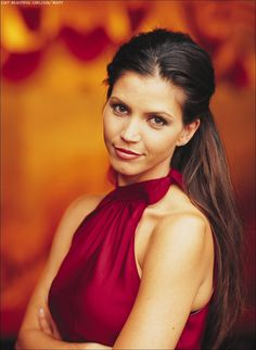 Charisma Carpenter as Cordelia Chase on Buffy The Vampire Slayer and Angel