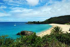 Waimea Bay - North Shore Oahu