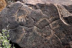 Pueblo Pato Ruins, Agua Fria National Monument, AZ