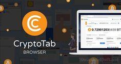 CryptoTab Browser est un navigateur moderne, léger et basé sur Chrome ☀️ Télécharger CryptoTab Browser Surfer et Gagner en Même Temps Windows 10, Linux, Navigateur Internet, Rick And Morty Characters, Desktop Photos, Free Bitcoin Mining, Mobile Security, Windows Operating Systems, Meeting New Friends