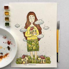 Tania Samoshkinafor my garden journal