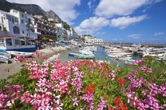 15 jaw-dropping photos of Capri, Italy to inspire your wanderlust. I've always wanted to go here. ❤