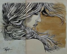 Fantasy Art, Abstract, Breeze, Artwork, Waves, Instagram, Summary, Work Of Art, Fantastic Art