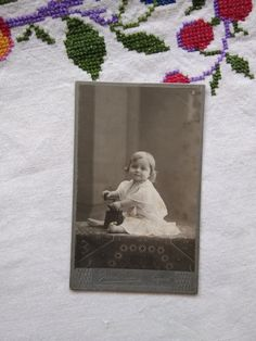 Antique Hungarian BW CDV/visit card/photo with cute little girl, 1908 Beautiful Little Girls, Cute Little Girls, Etsy Shipping, How To Look Pretty, Heart Shapes, Antiques, Cards, Antiquities, Antique