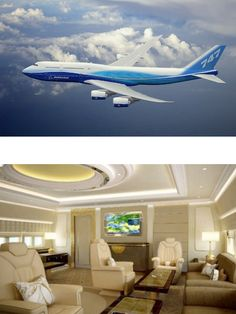Boeing 747-8I VIP Cost: $153 million Owner: Joseph Lau I know what you're thinking: Boeing 747s are private jets. And generally that's true…unless you're Hong Kong real estate tycoon Joseph Lau, and you're worth about $5 billion. Then a Boeing 747—the type of jet that used to carry the space shuttle on its back—can be a private plane. Why would you need a jet that can seat 450 people for a private plane? Just because, I guess.