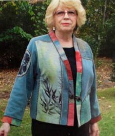 An outstanding oriental jacket using my Genesis Plus Talking Pattern™ http://www.londas-sewing.com/shop/product/genesis-plus-talking-pattern-electronic-delivery/