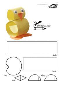 Pâques à imprimer