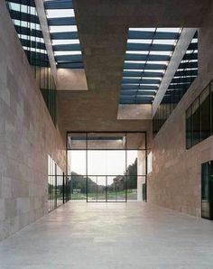 Germany Museum Ritter Max Dudler Architekt